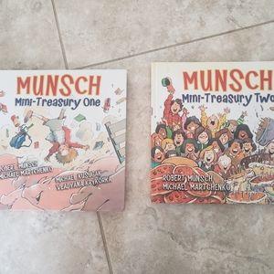 Munsch mini treasury 1 and 2